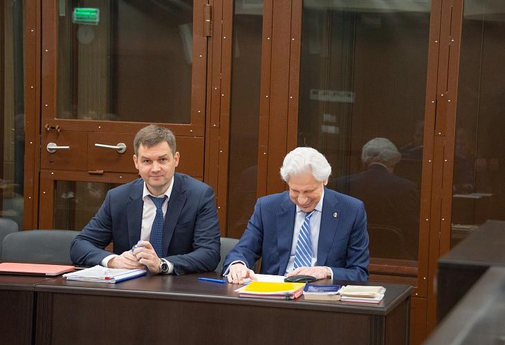 Адвокат Александр Лебедев оправдан
