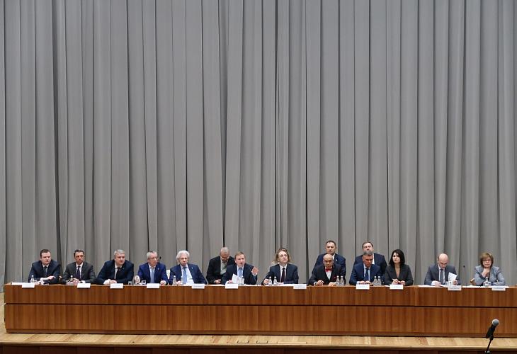 В Москве состоялась Восемнадцатая ежегодная конференция адвокатов