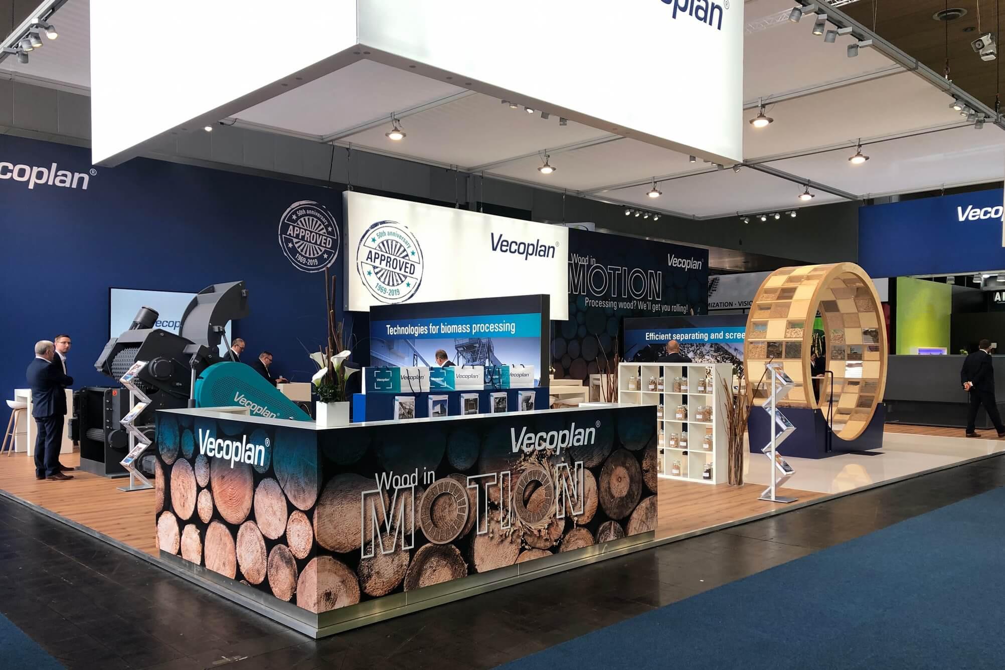 Vecoplan на Woodex 2019