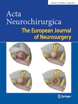 Acta Neurochirurgica cover image