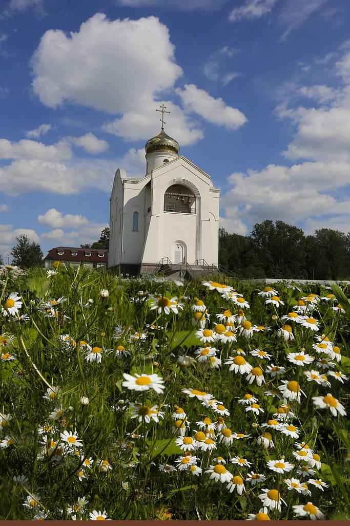 Солдатский храм.