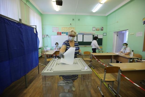 18-летняя волгоградка впервые проголосовала 1 июля