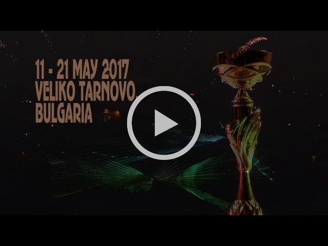 World Cup of Folklore - Veliko Tarnovo 2017 (promo)