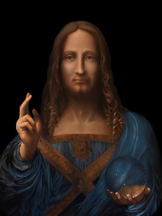 Физики раскрыли тайну прозрачной сферы на картине да Винчи