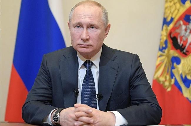 Обращение Владимира Путина к россиянам из-за коронавируса 2 апреля 2020: прямая онлайн-трансляция