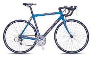 Шоссейный велосипед (road bike, road racing bike, гоночный велосипед)