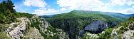 Турмаршрут в горах Крыма, горный поход к морю