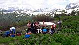 Отдых в России, маршрут 30, отдых в горах