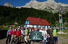 Туризм в России, туристский маршрут 30, тур через горы к морю