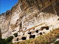 Поход по пещерным городам Крыма горы - море