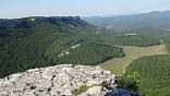 Горный маршрут по Крыму, поход горы море, тур по горному Крыму