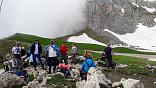 Горный туризм, маршрут 30, тур через горы к морю