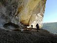 Пеший поход по горам Крыма, маршрут через горы к морю
