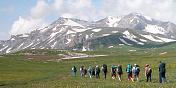 Горный туризм в России, маршрут 30, через горы к морю