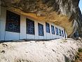 Маршрут по пещерным городам Крыма, тур через горы к морю