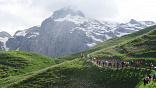 Походы в горах России, тур Знаменитая Тридцатка, поход через горы к морю