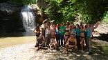 Ущелье Руфабго, активные туры в Адыгее, отдых в горах