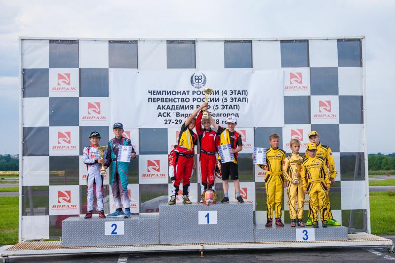 LADA Sport ROSNEFT: новая гонка – новые трофеи