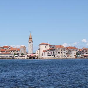 Умаг - курорт Хорватии
