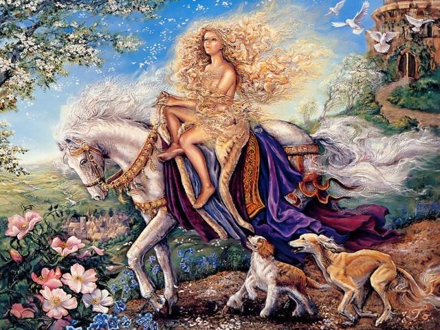 Леди ГОДИВА (легенда и реальность) девушки, история, картины, легенда, фото