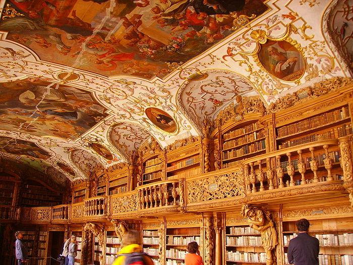 800px-Waldsassen_Kloster_Bibliothek_4 (700x525, 148Kb)