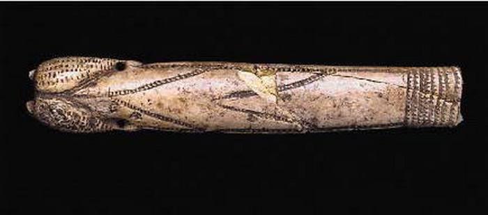 Артефакт времён неолита.