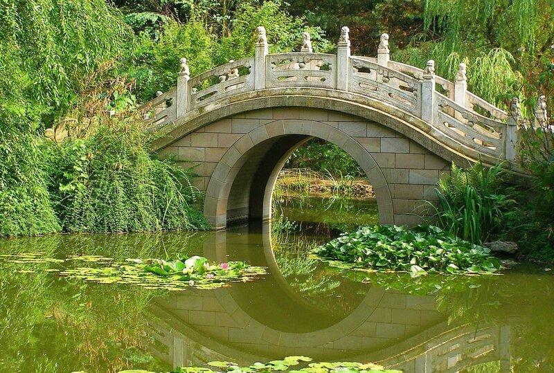 «Мост влюблённых»