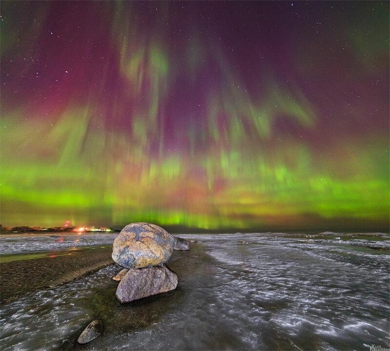 уйство волшебных красок земной природы!