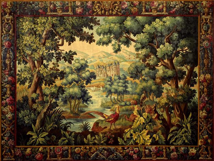 Картинки по запросу старинные гобелены и ковры