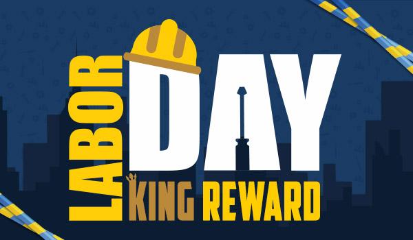 მოითხოვეთ მეფის ჯილდო შრომის დღესთან დაკავშირებით