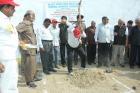 Заложен первый камень в фундамент учебного центра для работников, занятых на разборке судов в Индии