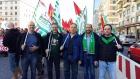 Итальянские профсоюзы металлистов c с успехом провели всеобщую забастовку