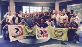 Профсоюзы Rio Tinto укрепляют солидарность, поскольку компания решила протянуть им руку