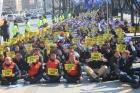 Профсоюзы IndustriALL принимают меры в поддержку корейского профлидера