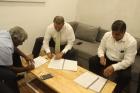 В ЗСТ Шри-Ланки подписан колдоговор принципиальной важности