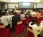 Профсоюзы IndustriALL выясняют, как содействовать устойчивой занятости в промышленности Южной Азии