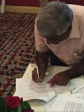 Прорыв для рабочих Ansell в Шри-Ланке