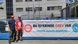 Турецкие рабочие бастуют в знак протеста против антипрофсоюзных действий Hyosung