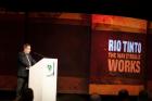 Профсоюзы со всего мира вновь подтвердили свою готовность призвать к порядку Rio Tinto