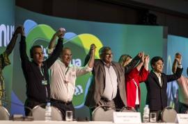Глобальный союз IndustriALL избирает новое руководство