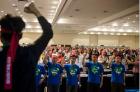 Конгресс IndustriALL поддерживает борьбу против расправы властей Южной Кореи над профсоюзами