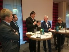 Профсоюзы обсуждают трансатлантический органайзинг