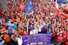 Бразильские профсоюзы защищают свои права и национальную промышленность