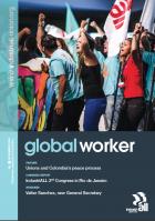 Получите спецвыпуск 'Global Worker', посвященный съезду IndustriALL, прямо сейчас!