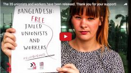 Солидарность в действии: – 35 активистов и рабочих, арестованных в Бангладеш, вышли на свободу