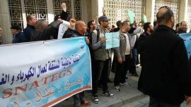 Алжирский профсоюз энергетиков призывает к национальной забастовке