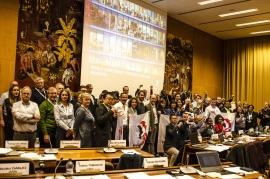 """Всемирная конференция """"белых воротничков"""" показала насущную необходимость органайзинга"""