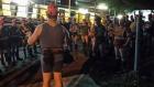 """Спасём Дэйва: Австралийский шахтер уволен после """"раздетой"""" акции протеста"""