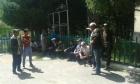 Горнорудники Кыргызстана требуют погасить задолженность по зарплате