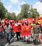 ЮАР: Забастовки против нестандартной занятости в секторе производства пластмасс